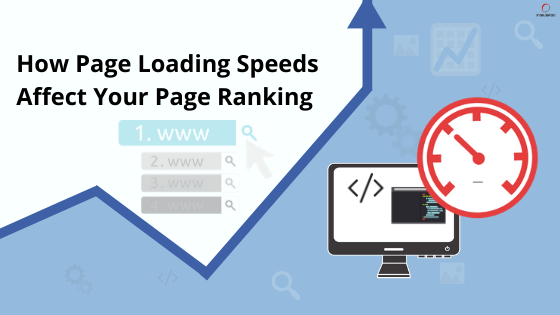 how page loading speed affect your page ranking