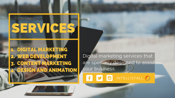 services of digital marketing agency