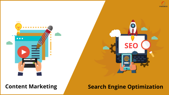 how seo is different from content marketing