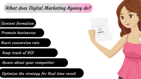what does digital marketing agency do